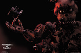 Five Nights At Freddy's - Nightmare Freddy Prints