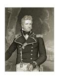 Thomas Macdonough. U.S.N. (1783-1825) Giclee Print by John Wesley Jarvis
