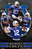 NFL- Indianapolis Colts Stars Posters