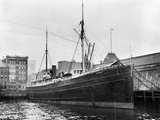 American Steamship Delaware of the Clyde Lines. Photographic Print