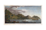 A View of Huahein, 1785 Giclee Print by John Webber