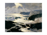 Seascape During Hightide Giclee Print by Frederick Judd Waugh
