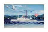 American Steam Tug Cayuga Giclee Print by James Bard