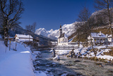 Germany, Bavaria, Upper Bavaria, Berchtesgaden, Ramsau Bei Berchtesgaden Photographic Print by Udo Siebig