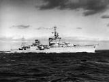 Uss Portland (Heavy Cruiser : Ca-33) Photographic Print