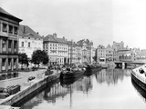 Ghent, Belgium, 1925 Photographic Print by Edward Hungerford