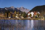 Austria, Tyrol, Seefeld Photographic Print by Udo Siebig