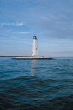New Point Comfort Lighthouse Photographic Print by John Pemberton