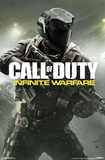 Call Of Duty Infinite Warfare- Cover Art Print