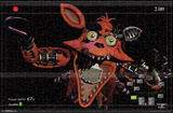 Five Nights At Freddy's - Foxy Camera Print
