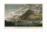 A View of Christams Harbour, in Kerguelen's Land Giclee Print by John Webber