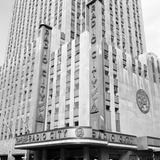 Radio City Music Hall Photographic Print by Edwin Levick