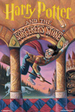 Harry Potter And The Sorcerer's Stone- Book Cover Art Prints