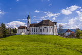 Germany, Bavaria, Upper Bavaria, Pfaffenwinkel, Steingaden Photographic Print by Udo Siebig