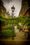 The Netherlands, Haarlem, Street, Lane Photographic Print by Ingo Boelter