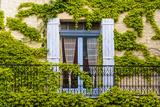 France, Provence, Vaucluse, Saint-Saturnin-Ls-Apt, Architecture Detail Photographic Print by Udo Siebig