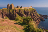 Scotland, Dunnottar Castle Photographic Print by Thomas Ebelt