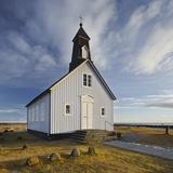 Strandarkirkja, South Iceland, Iceland Photographic Print by Rainer Mirau