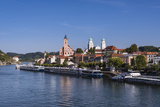 Germany, Bavaria, Lower Bavaria, Donau-Inn, Passau Photographic Print by Udo Siebig