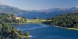 Argentina, Pat Agonies, Nahuel Huapi National Park, Lago Nahuel Huapi, South Shores Photographic Print by Chris Seba