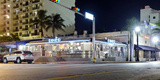 11st Street Diner, Fast Food Restaurant in Retro Style, Miami South Beach Photographic Print by Axel Schmies