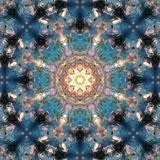 Mandala of Flower Photographies Photographic Print by Alaya Gadeh