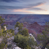 Yavapai Point, South Rim, Grand Canyon National Park, Arizona, Usa Photographic Print by Rainer Mirau