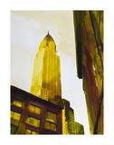 Skyscraper 3 Posters af Paulo Romero