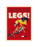 Shut Up Legs Wydruk giclee autor Spencer Wilson