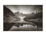 Morraine Lake Reprodukcje autor Steve Silverman