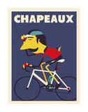 Chapeaux Plakater af Spencer Wilson