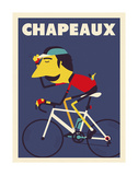 Chapeaux Print by Spencer Wilson
