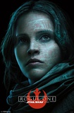 Star Wars: Rogue One- Jyn Posters