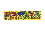 Untitled, 1987 Posters av Keith Haring