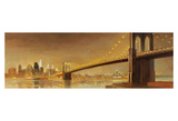 Brooklyn Bridge Prints by Paulo Romero
