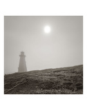 Cape Spear Print by Steve Silverman