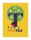 Fruitea Posters af Spencer Wilson