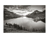 Waterton Sunset Posters by Steve Silverman
