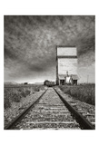 Steve Silverman - End of the Line - Poster