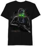 Star Wars Rogue One - Death Trooper T-shirts