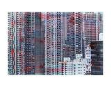 Hong Kong Sky 7 Kunst af Sven Pfrommer
