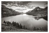 Waterton Sunset Posters por Steve Silverman