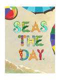 Seas the Day Print by Scott Westmoreland