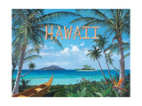 Tropic Travel Premium Giclee Print by Scott Westmoreland