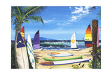 Surf N Sail Prints by Scott Westmoreland