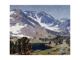Mountain Lake Sierras Art by Edgar Payne