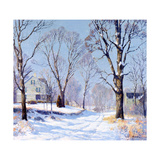 Comstock Hill Prints by Maurice Braun