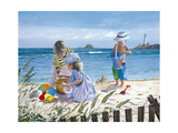 Fun in the Sun Premium Giclee Print by Scott Westmoreland