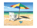 Surf, Sand Summer Posters by Scott Westmoreland