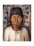 Mexican Boy Kunstdrucke von Alfredo Ramos Martinez